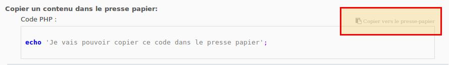 fonction_copier_presse_papier